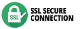 This site is protected by SSL Encrypted Secure Connection